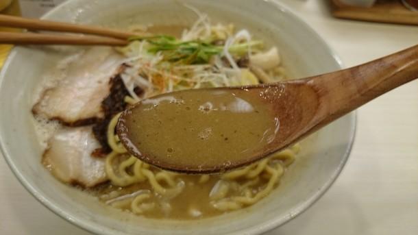 松坂豚らーめんスープ