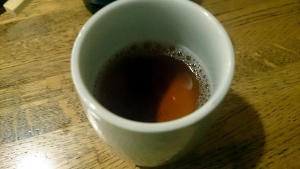 とんかつゆたか ほうじ茶