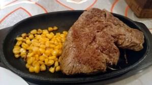 勘之助本舗のステーキは巨大!難波で満腹間違いなしのランチ