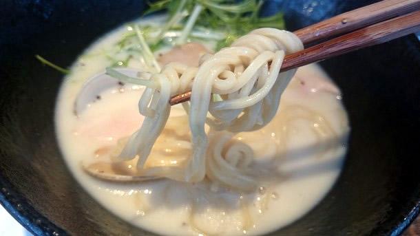 鶏そば海潮麺