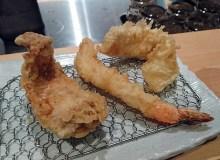 天ぷら定食まきの!高級店のような揚げたての天ぷらなのに安い!