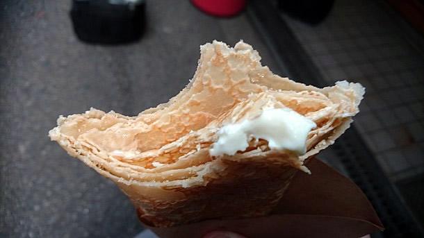 アイスクリームブリュレ