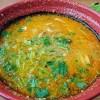 胡麻香る坦々麺