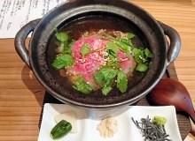 日本橋のカジュアル割烹Shunでランチ!ひねりある料理に感激