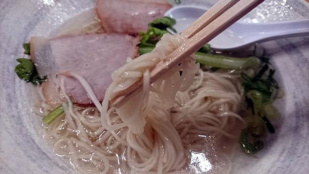 ラーメン 麺
