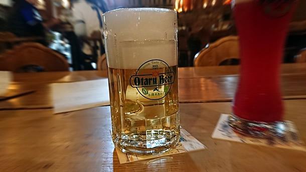 小樽ビール カクテルビール ラードラァ