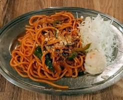 スパゲティナポリタン
