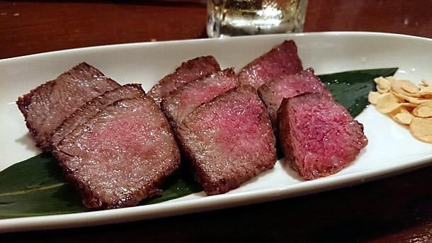 ホルモン小川商店 黒毛和牛モモ塊