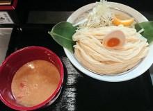 宮田麺児のつけ麺が旨い!トマト入りつけ汁の酸味が絶妙!