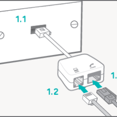 Telephone Extension Wiring Diagram Uk Cat5e 568b Set Up Guide Ee Smart Hub Help Connect A Cable To The Other Available Socket