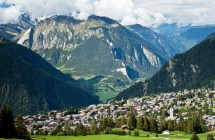 Property In Swiss Alps Good Gold - Ee24