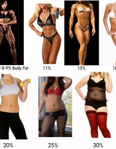 Womens visual bodyfat chart also check your body fat percentage online rh nowloss