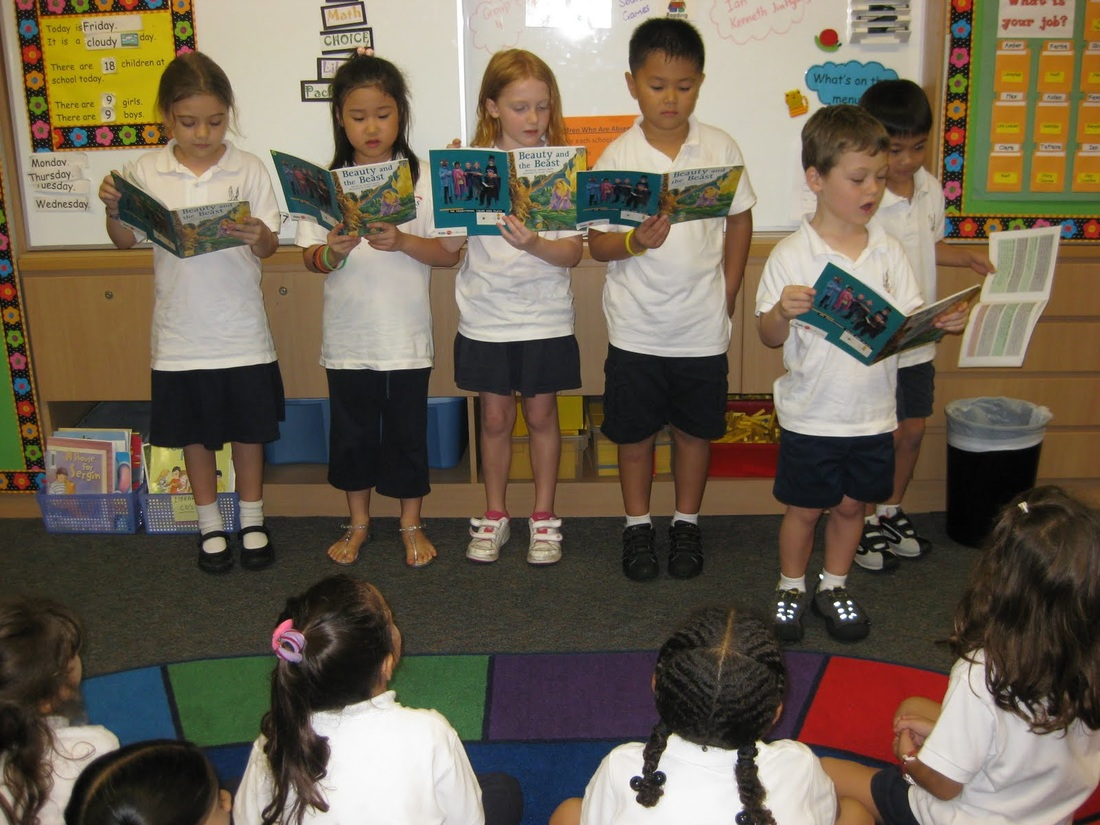 Reader S Theater Amp Repeated Reading