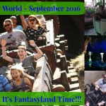 Episode 30: It's Fantasyland Time!!! – Walt Disney World – September 2016