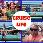 CRUISE LIFE: Sea Day Brunch & Pool Time – Carnival Dream