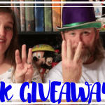 GIVEAWAY TIME!!!  3 Part Giveaway for Reaching 3K Subscribers on YouTube