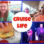 CRUISE LIFE: Relaxing Poolside & Fantastic Comedy/Magic Show on Carnival Dream