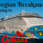 Norwegian Breakaway is Moving to New Orleans