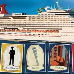 CRUISE LIFE: CLUE: Murder Mystery on Carnival Dream
