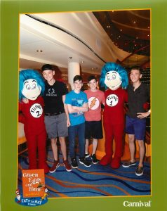 carnival cruise line pixels plus digital photo package review