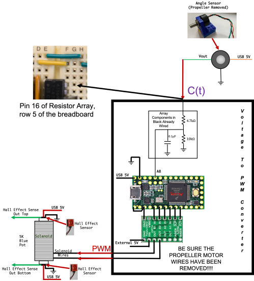 small resolution of once you have attached the electromagnet to your plate please build the above circuit for testing the coil driver system note that in the circuit diagram