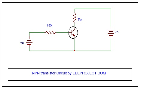 NPN Transistor Working and Application [Explained]