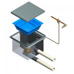 Gross Pollutant Collection Trap (GPCT)