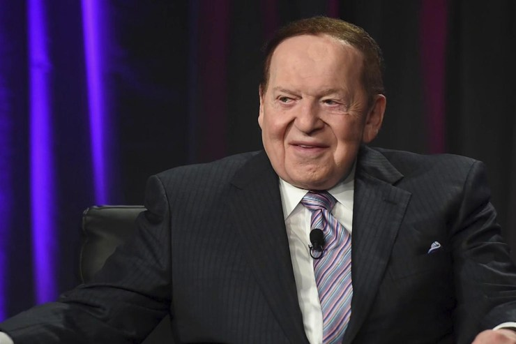 Sands China Pays Respects Following Passing of Founder, Chairman and CEO Sheldon Adelson