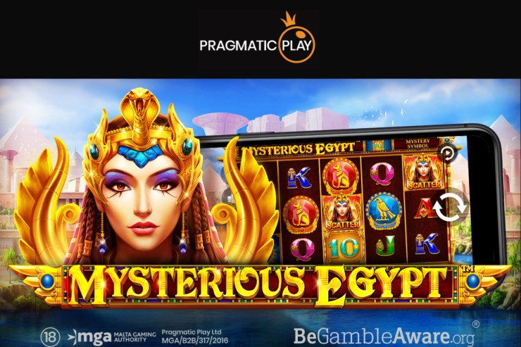 Pragmatic Play Reveals a True Gem in Latest Slot Mysterious Egypt