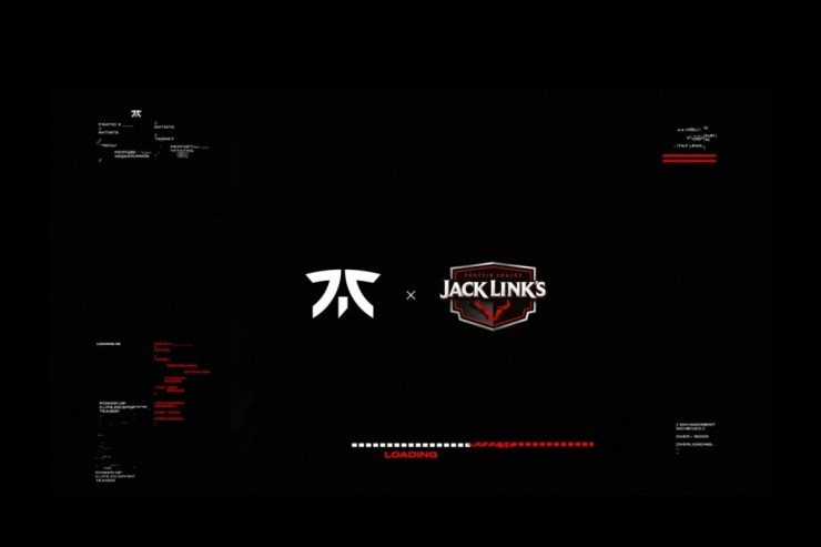 Fnatic Announces Multi-Year Partnership with Jack Link's To Power Gamers Through Their Grind