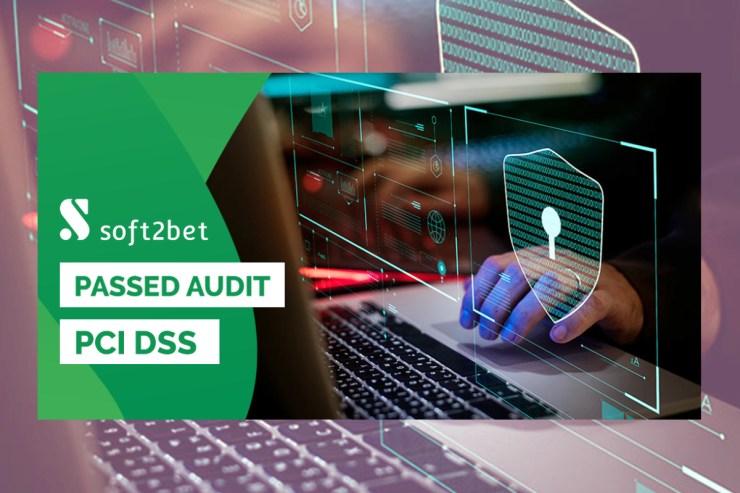 Soft2Bet nets PCI DSS data accreditation
