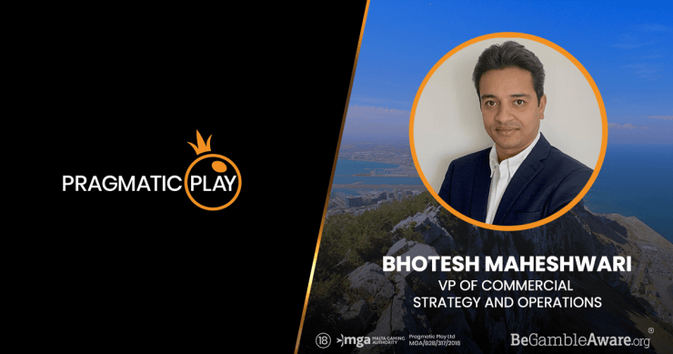 Pragmatic Play Appoints New VP of Strategy and Operations: Bhotesh Maheshwari