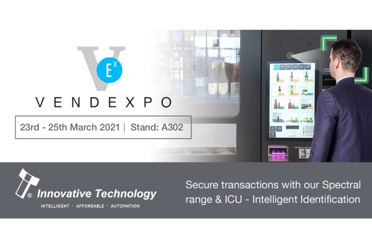 ITL set to showcase latest recyclers and facial recognition at Russia's VendExpo