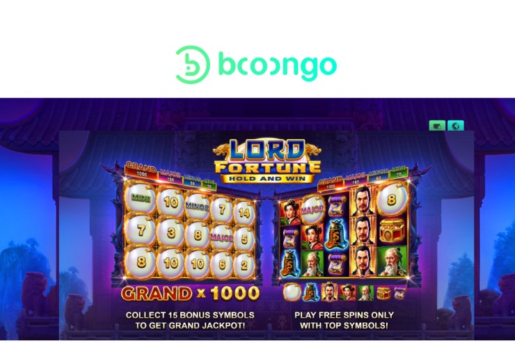 Booongo releases riches-filled Lord Fortune
