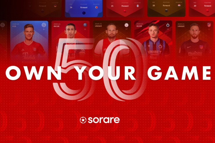 Sorare raises a €40m Series A from Benchmark and Accel Partners to help fans own their football passion online