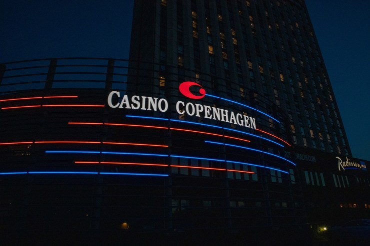 Gambling Venues in Denmark to Remain Closed Until April 5