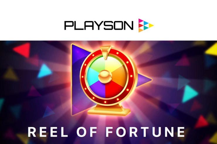 Playson reinvents the reel with Reel of Fortune