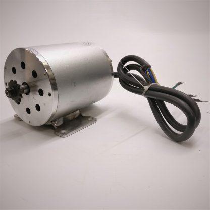 Sähköpotkulauta 1800W BLDC moottori Harjaton