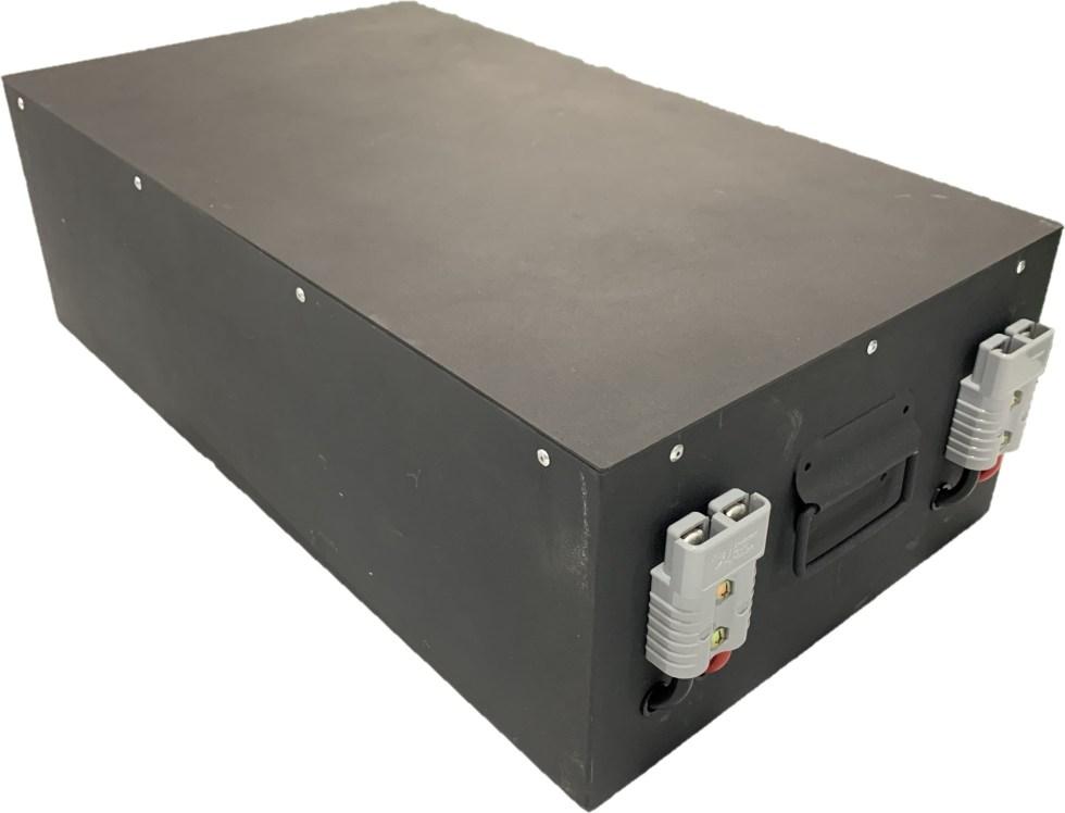 Sähköperämoottori 6500W 48V 5