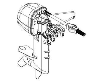 Sähkövene Bella 600 HT - muutosprojekti polttomoottorista sähkömoottoriksi 22