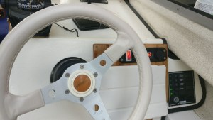 Sähkövene Bella 600 HT - muutosprojekti polttomoottorista sähkömoottoriksi 14