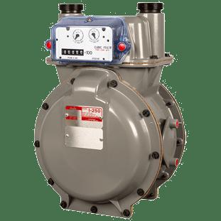 Itron Gas Meter  Energy Economics Inc