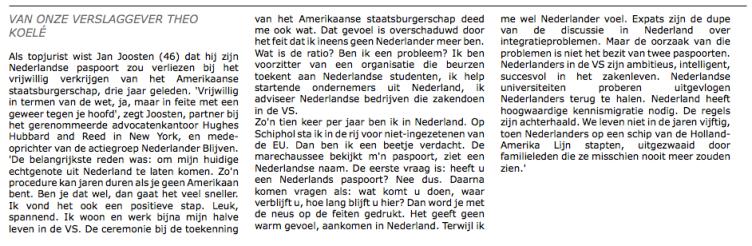 Interview_JanJoosten_VK28jan2014