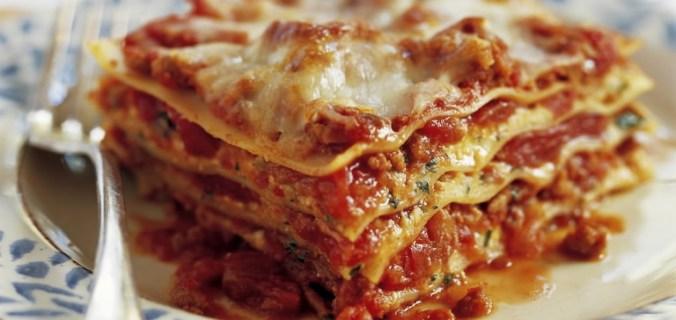 Lasagne alla Bolognaise