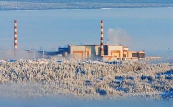 АЭС России, Кольская АЭС, российские АЭС