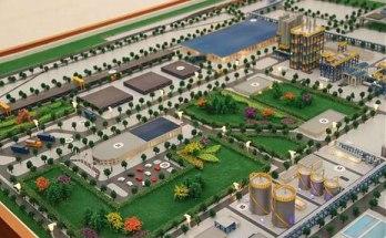 газохимический комплекс в Атырауской области