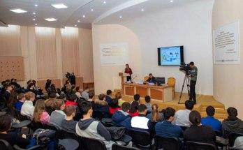 семинар РОСАТОМ в Усть-Каменогорске