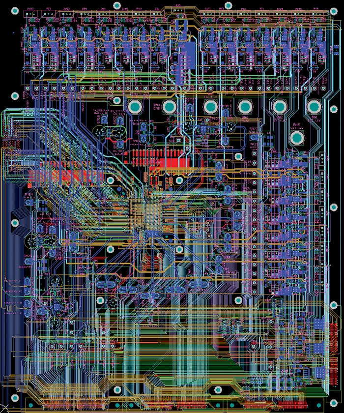 Sample 3 Wireless Network Diagram Ultra High Performance Wlans