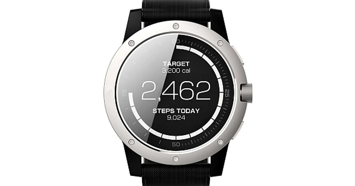 Energy harvesting smartwatch runs without battery