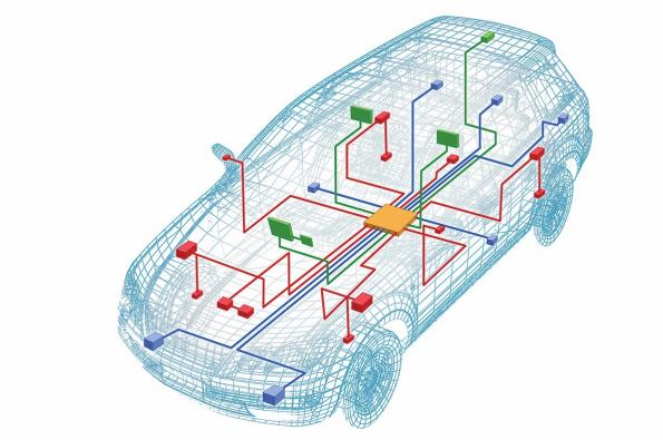 automotive wiring australian power plug diagram smart fuse reduces cost weight of harness eenews